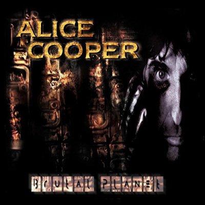 Alice Cooper, Brutal Planet © Indieblu Music