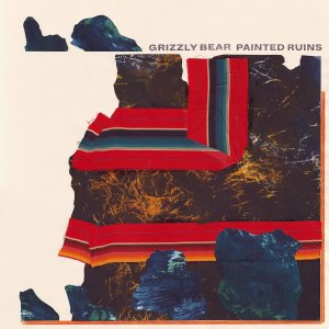 Grizzly Bear, Painted Ruins © RCA