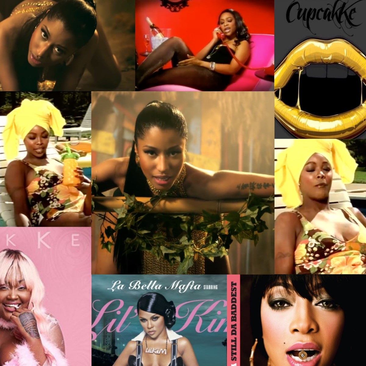 10 Filthy Songs by Female Rappers | Playlist