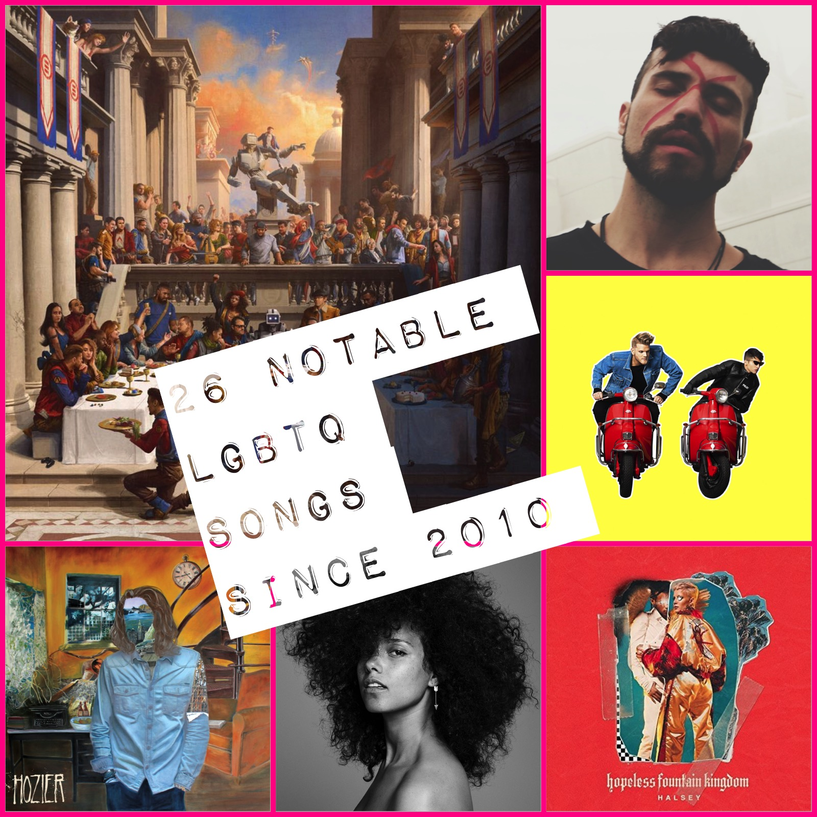26 Notable LGBTQ Songs Since 2010 | Playlist