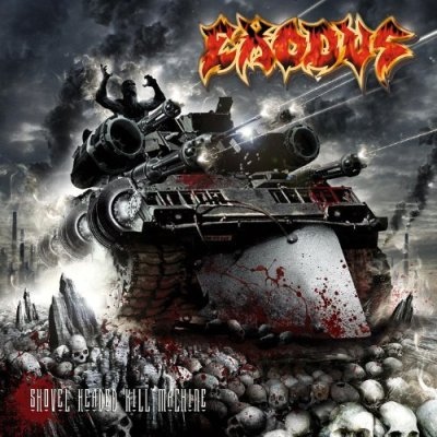 Exodus, Shovel Headed Kill Machine © Nuclear Blast