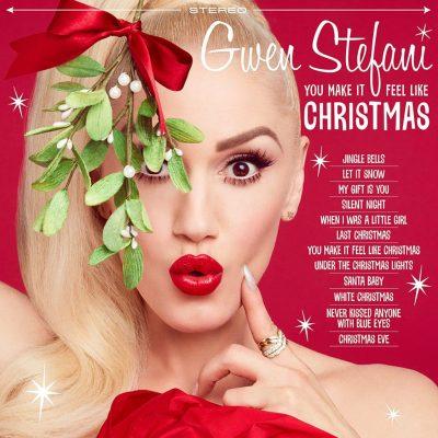 Gwen Stefani, You Make It Feel Like Christmas © Interscope