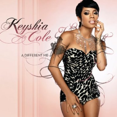 Keyshia Cole, A Different Me © Geffen