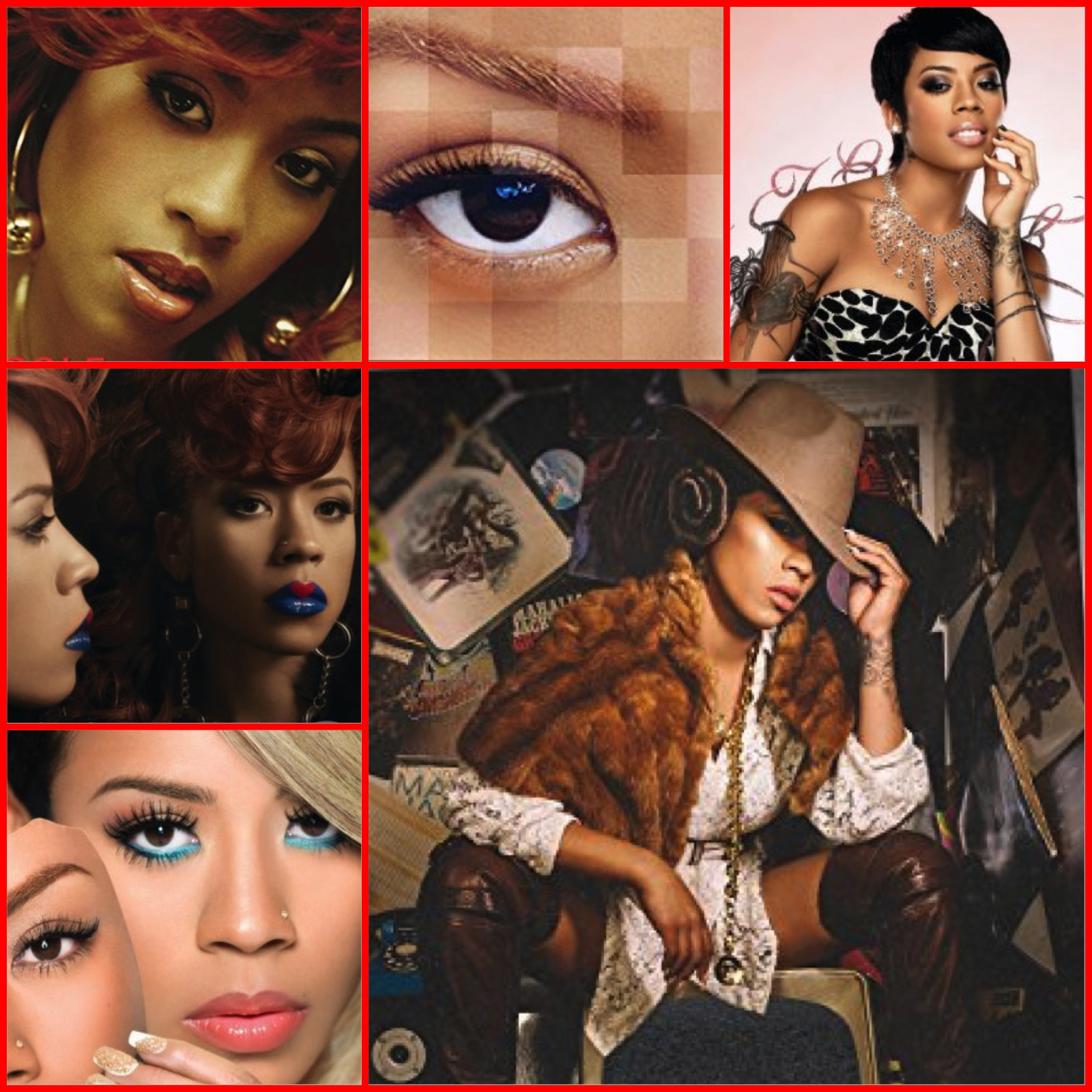 The Best Ballad from Each Keyshia Cole Album | Playlist