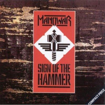 Manowar, Sign of the Hammer © Virgin