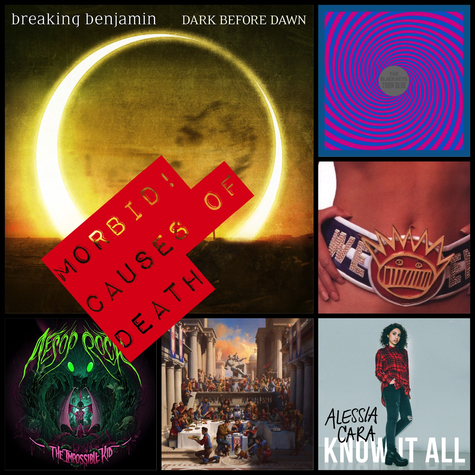 Simply Morbid: 16 Songs Referencing Various Causes of Death | Playlist