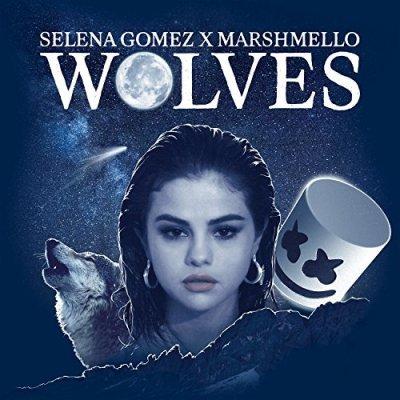 Selena Gomez x Marshmello, Wolves © Interscope