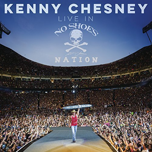 The Chart Scoop | Kenny Chesney Debuts Big With 'Live in No Shoes Nation'