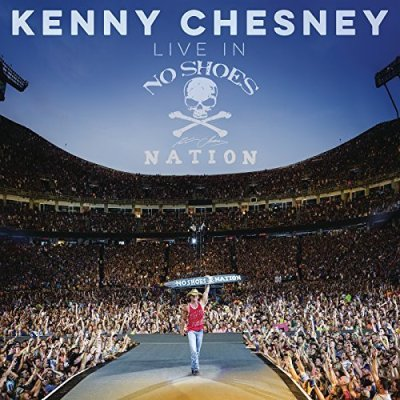 Kenny Chesney, Live in No Shoes Nation © Columbia