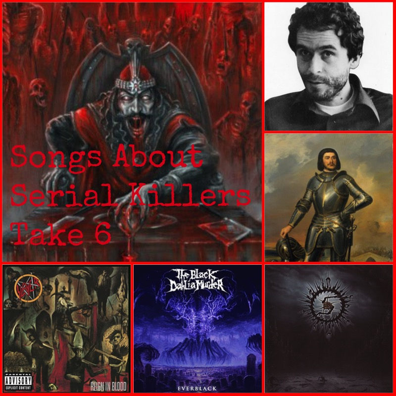 Chilling Songs About Serial Killers, Take 6 | Playlist