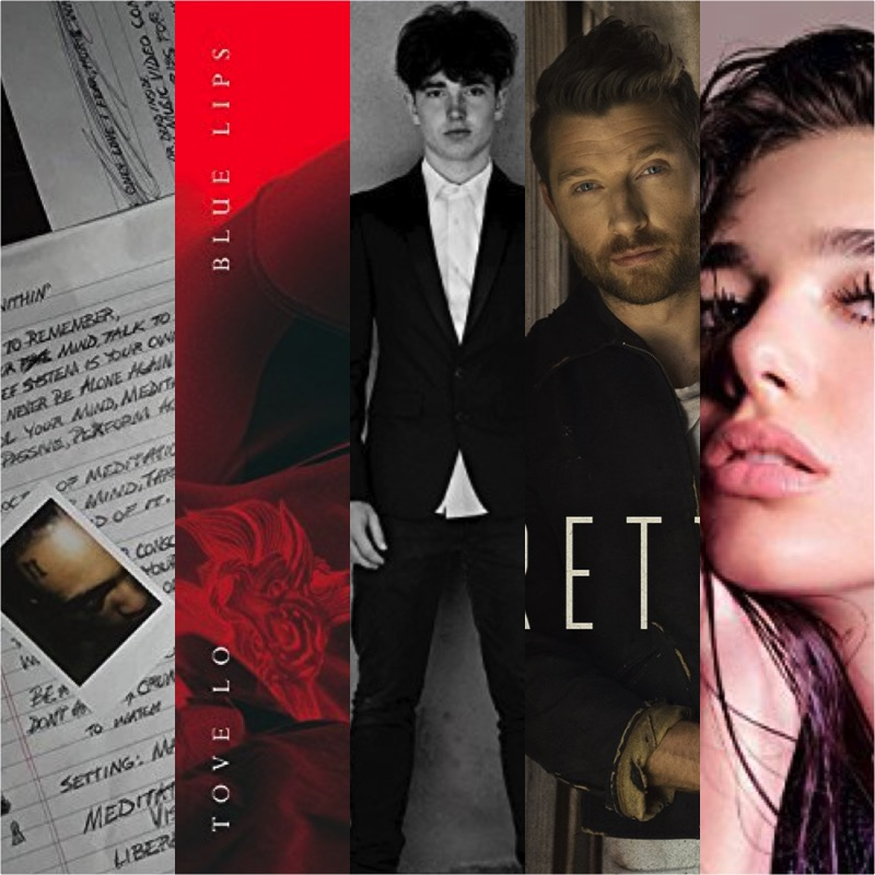 13 Albums That Weren't Reviewed in 2017 | Year in Review