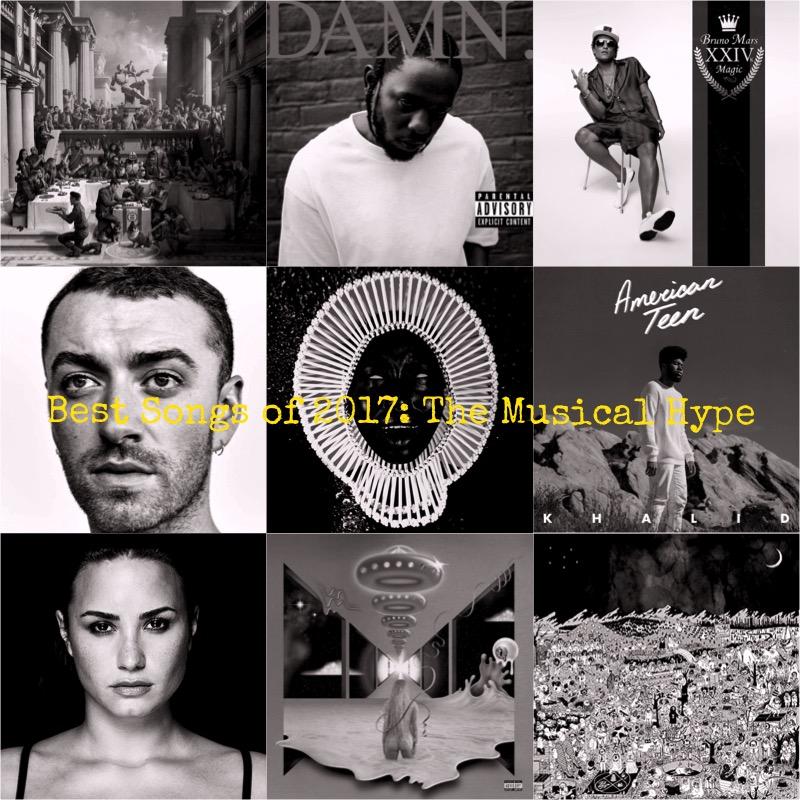 100 Best Songs of 2017 | Playlist