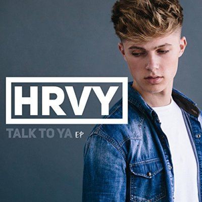 HRVY, Talk to Ya (EP) © Virgin