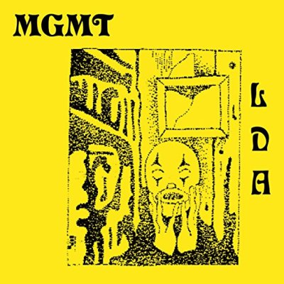 MGMT, Little Dark Age © Columbia