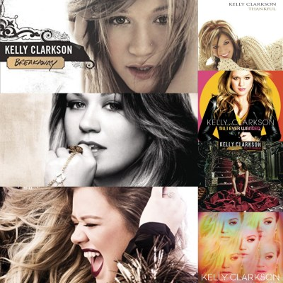 20 Best Kelly Clarkson Songs © 19, Atlantic, RCA
