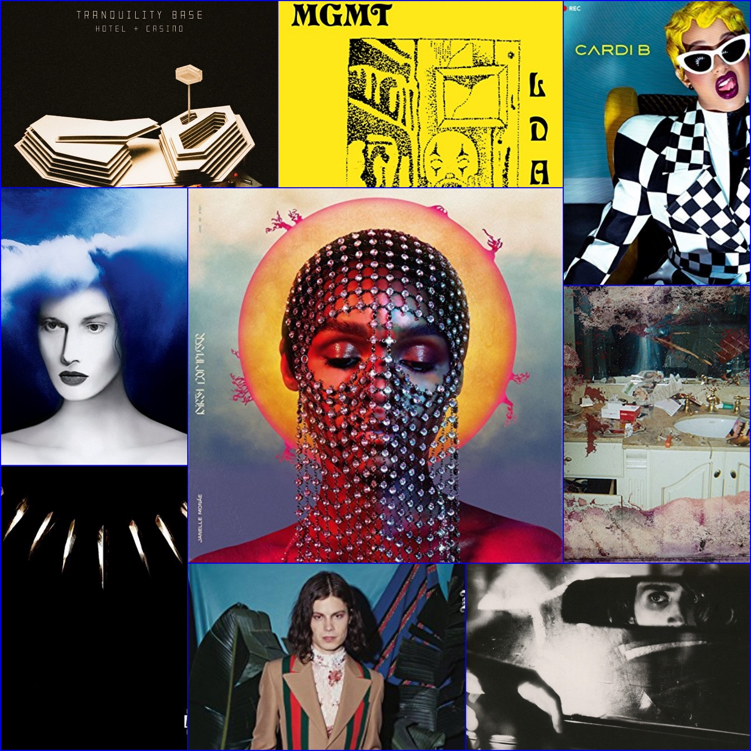 21 Best Albums of 2018 (So Far) | Year in Review