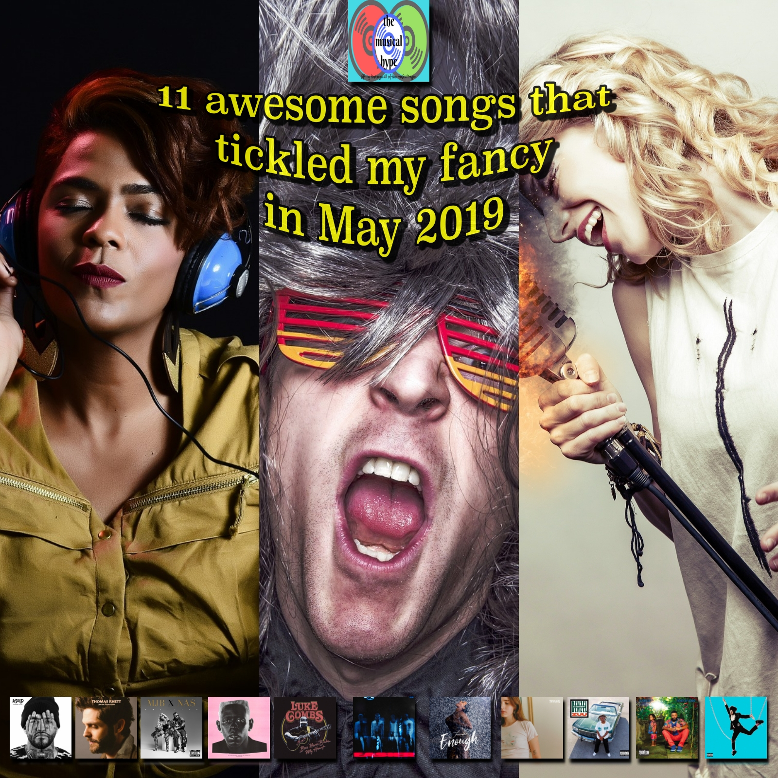 11 Awesome Songs That Tickled My Fancy in May 2019 | Playlist