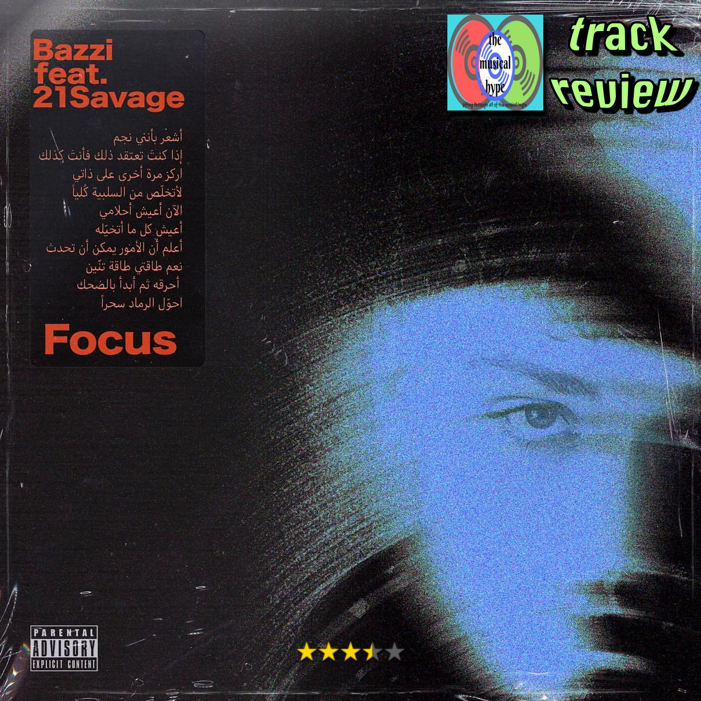 Bazzi, Focus | Track Review