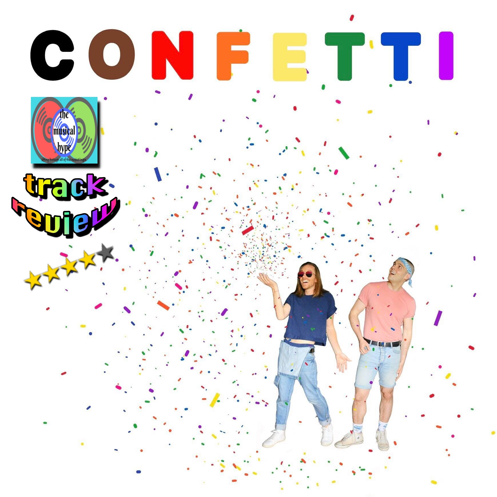 Looseleaf, CONFETTI | Track Review