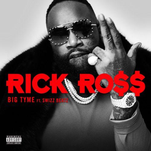 "Rick Ross, ""Big Tyme"" (Ft. Swizz Beatz) [Photo Credit: Epic]"