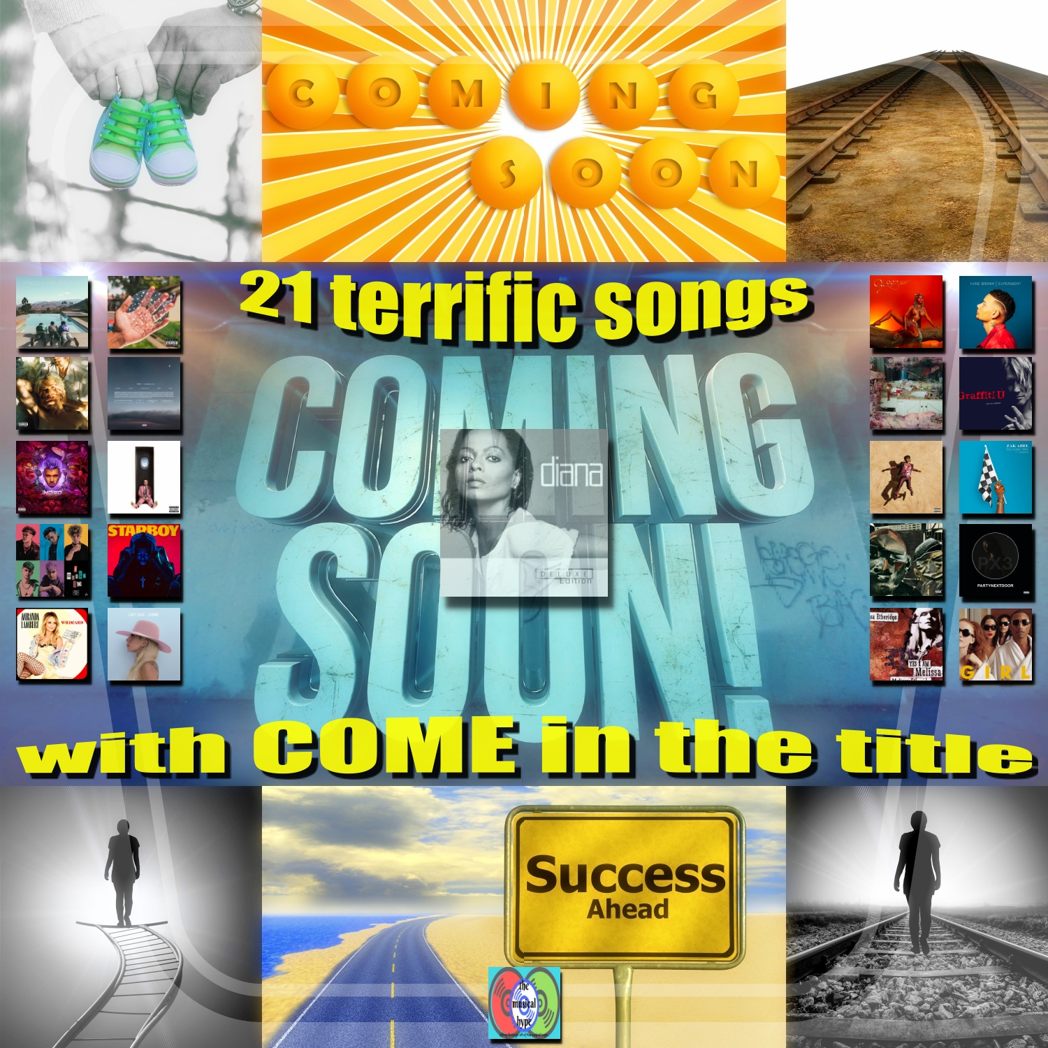 21 Terrific Songs with 'Come' in the Title | Playlist