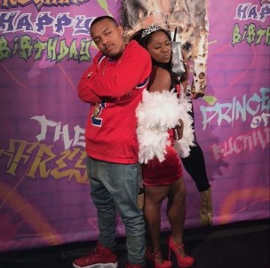 Courtesy of Reginae Carter's Instagram (Photo of Shad Moss aka BowWow and Reginae Carter)