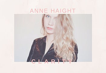 'Clarity' EP by Anne Haight