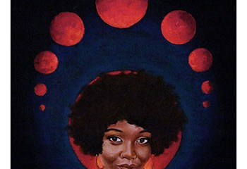 'Black Moon' by Yazmin Lacey