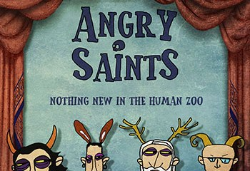 Nothing New In The Human Zoo by Angry Saints