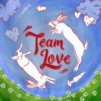 Team Love Singles by Team Love