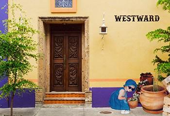 Westward by Taylor Bryn Jackson