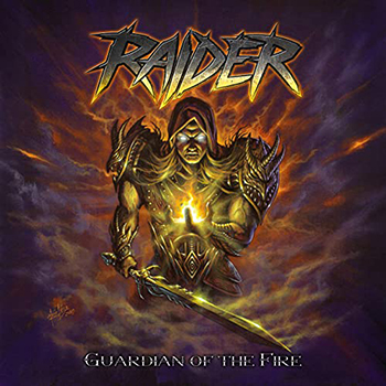 Guardian of the Fire by Raider