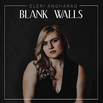 Blank Walls by Eleri Angharad