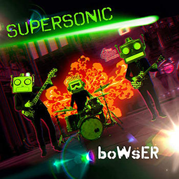 Supersonic by boWsER