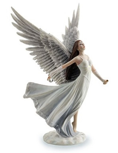 Ascendance Angel side view