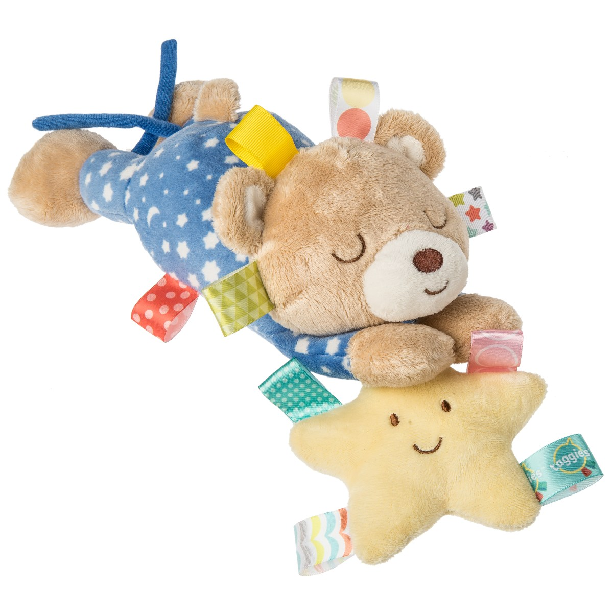 Plush Bear Starry Night