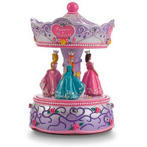 Forever a Princess carousel