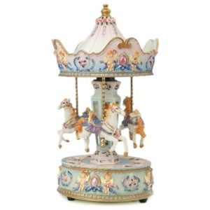 Large Angel Carousel