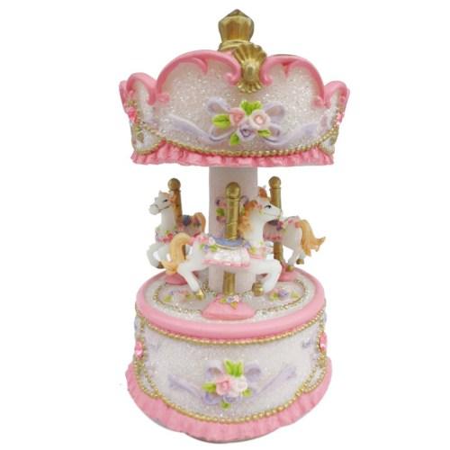 Mini Roses Carousel 14230
