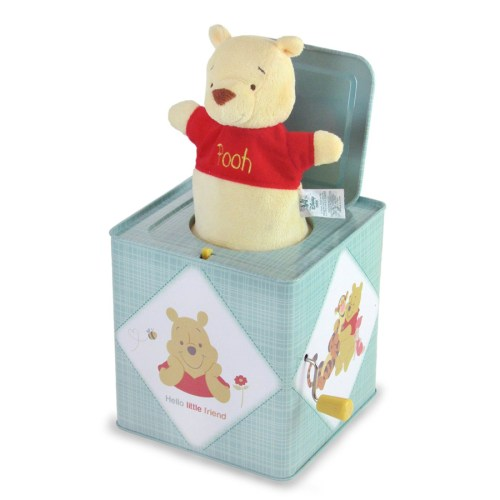 Disney Winnie the Pooh Jack in the Box