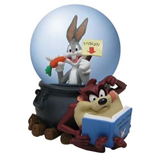 Bugs Bunny and Taz Moron Globe 13941