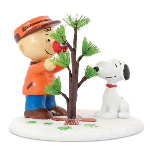 Charlie Brown and Snoopy The Perfect Tree