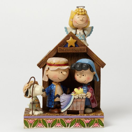 Peanuts Christmas Pageant by Jim Shore 4042370