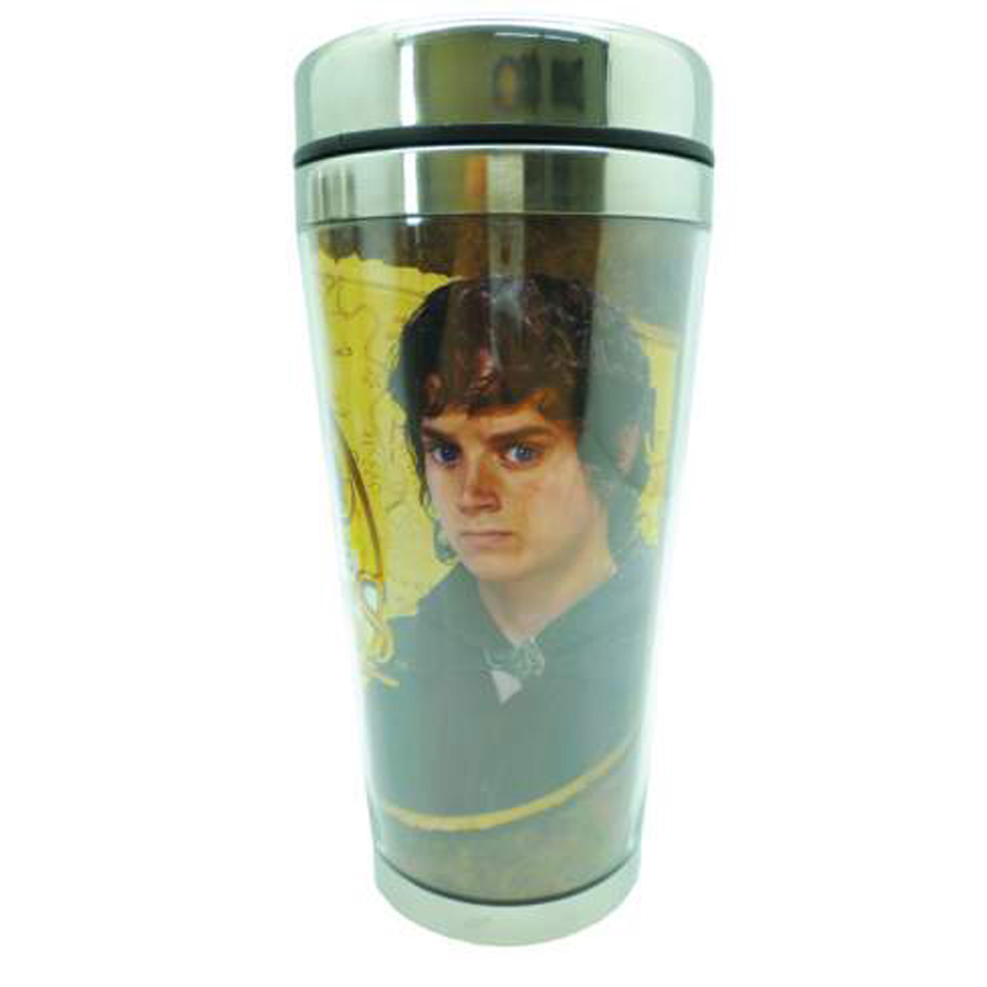 Frodo and Samwise Travel Mug from Lord of the Rings