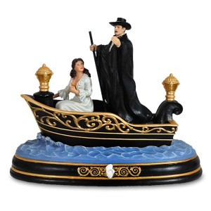 Phantom of the Opera Journey to the Lair musical figurine