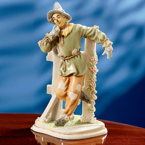 Scarecrow figurine by Lenox