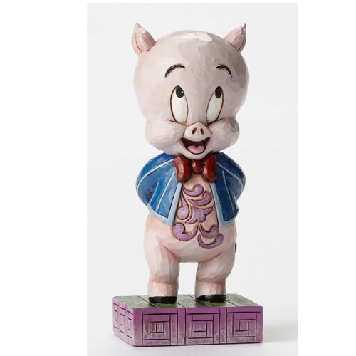 Porky Pig by Jim Shore