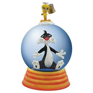 Sylvester and Tweety globe Seeing Stars 13959