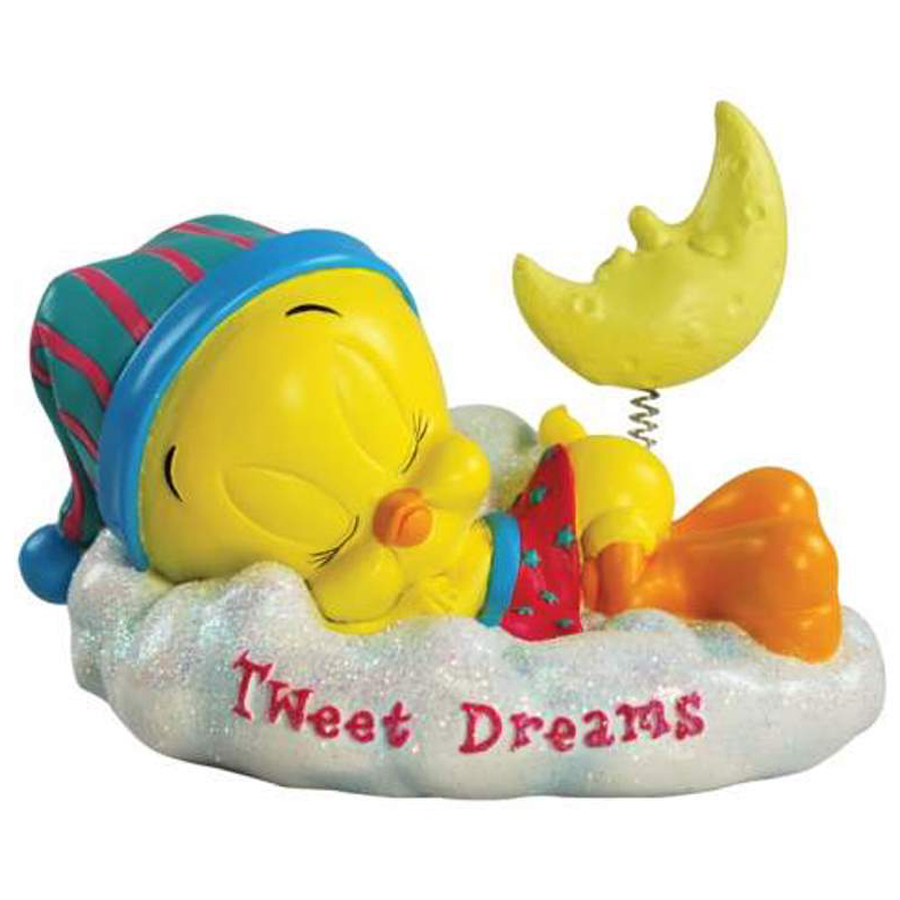 "Tweety Bird ""Tweet Dreams"" bobble figurine"
