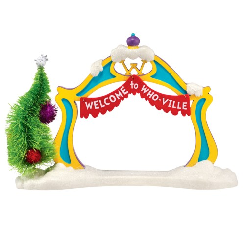 Who-ville archway by Department 56 4043418
